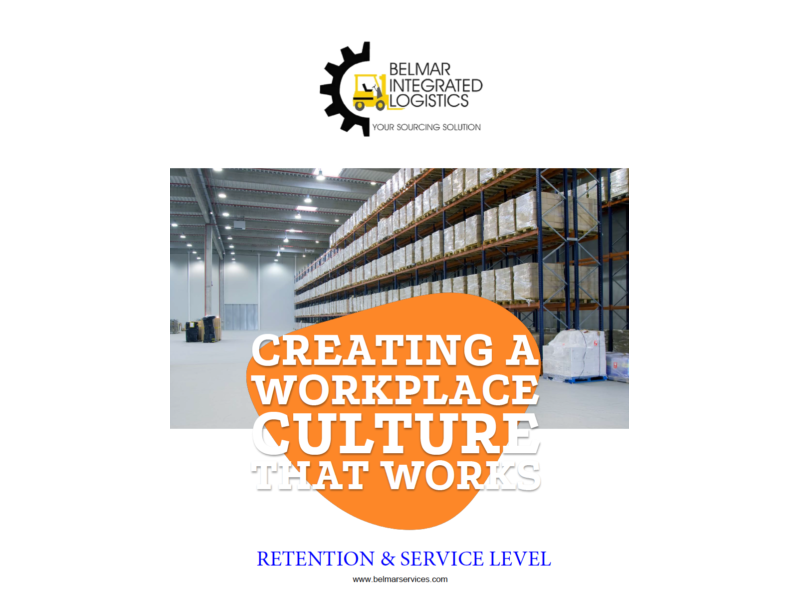 Belmar Customer Creating a Workplace Culture that Works